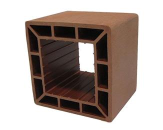 塑木立柱LHLP-5