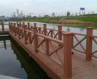 绿华塑木免费苏州塑木栏杆安装指导