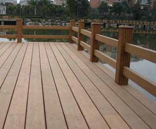 实心塑木地板140-40
