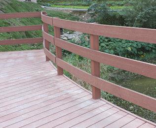采购徐州塑木地板认准绿华塑木厂家