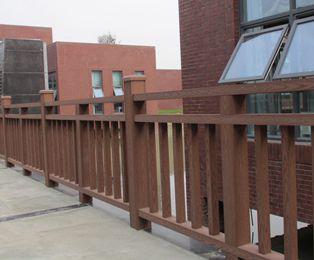 找遍长沙塑木栏杆厂家,还是选择绿华塑木