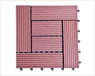 塑木拼装地板2