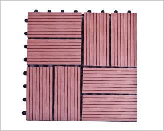 塑木拼装地板3