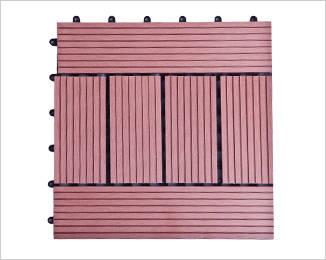 塑木拼装地板4