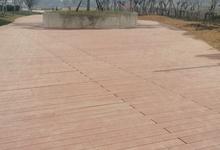 济宁北湖湿地公园采购实心塑木地板140-25