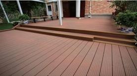 为什么客户选择绿华户外塑木地板