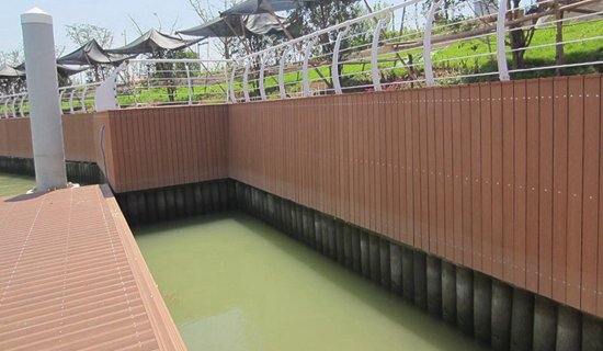 四川塑木地板